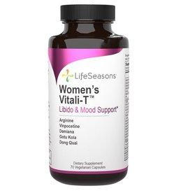 WOMEN'S VITALI-T LIBIDO & MOOD SUPPORT