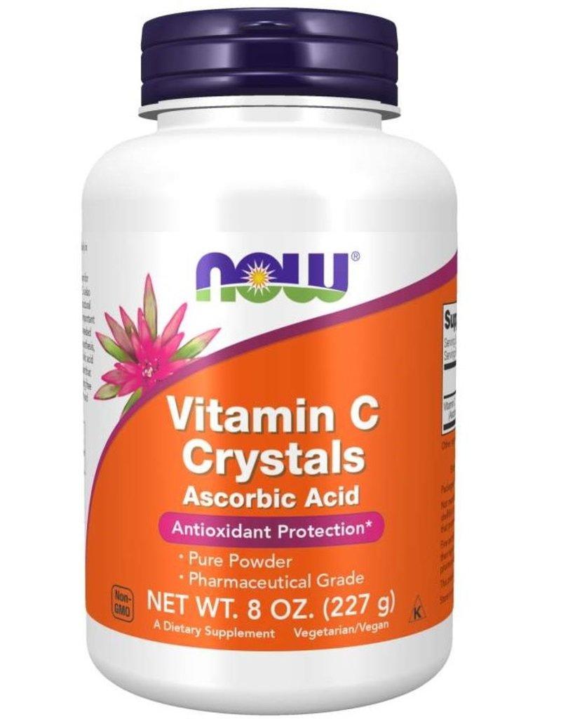 NOW FOODS VITAMIN C CRYSTALS (ASCORBIC ACID)