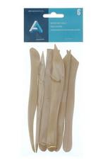 Art Alternatives Boxwood Modeling Tool Set of 6