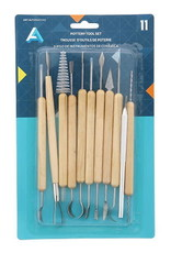Clay Tool Set 11PC