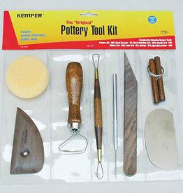 Basic Ceramic Tool Kit ( 8 Piece)