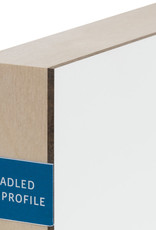"Gessobord 1.5"" Cradled"