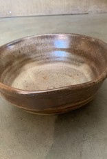 Doug Casebeer Brown Large Bowl