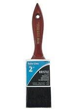 Varnish Brush Black Bristle 3""
