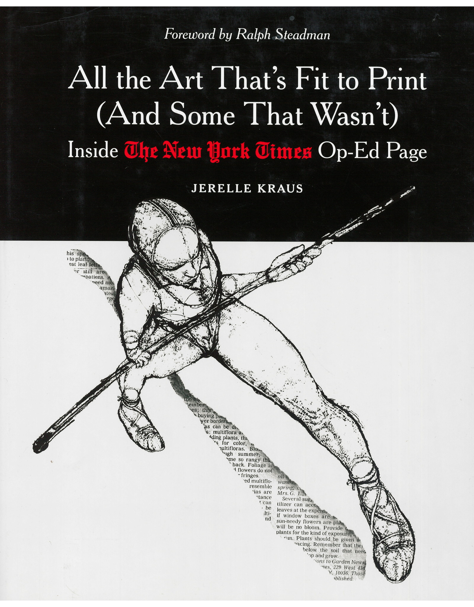 All the Art That's Fit to Print / Jerelle Kraus