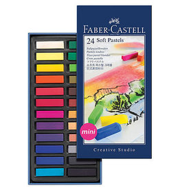 Faber-Castell Soft Chalk Pastel Sets