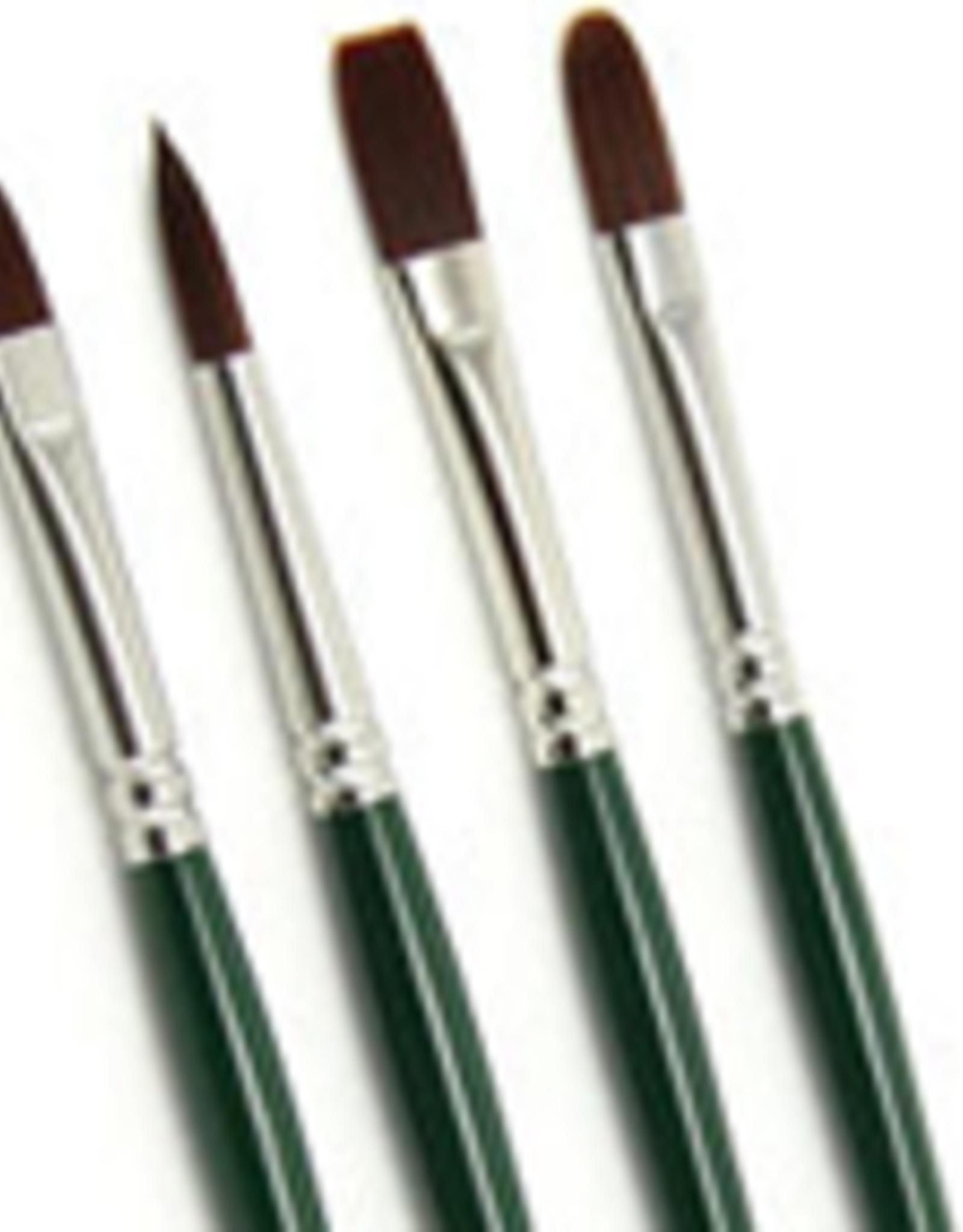 Silver Brush Ltd Silver Brush Ruby Satin 2500 Round