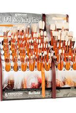 Princeton Art & Brush Co Refine Natural Bristle Brush Egbert