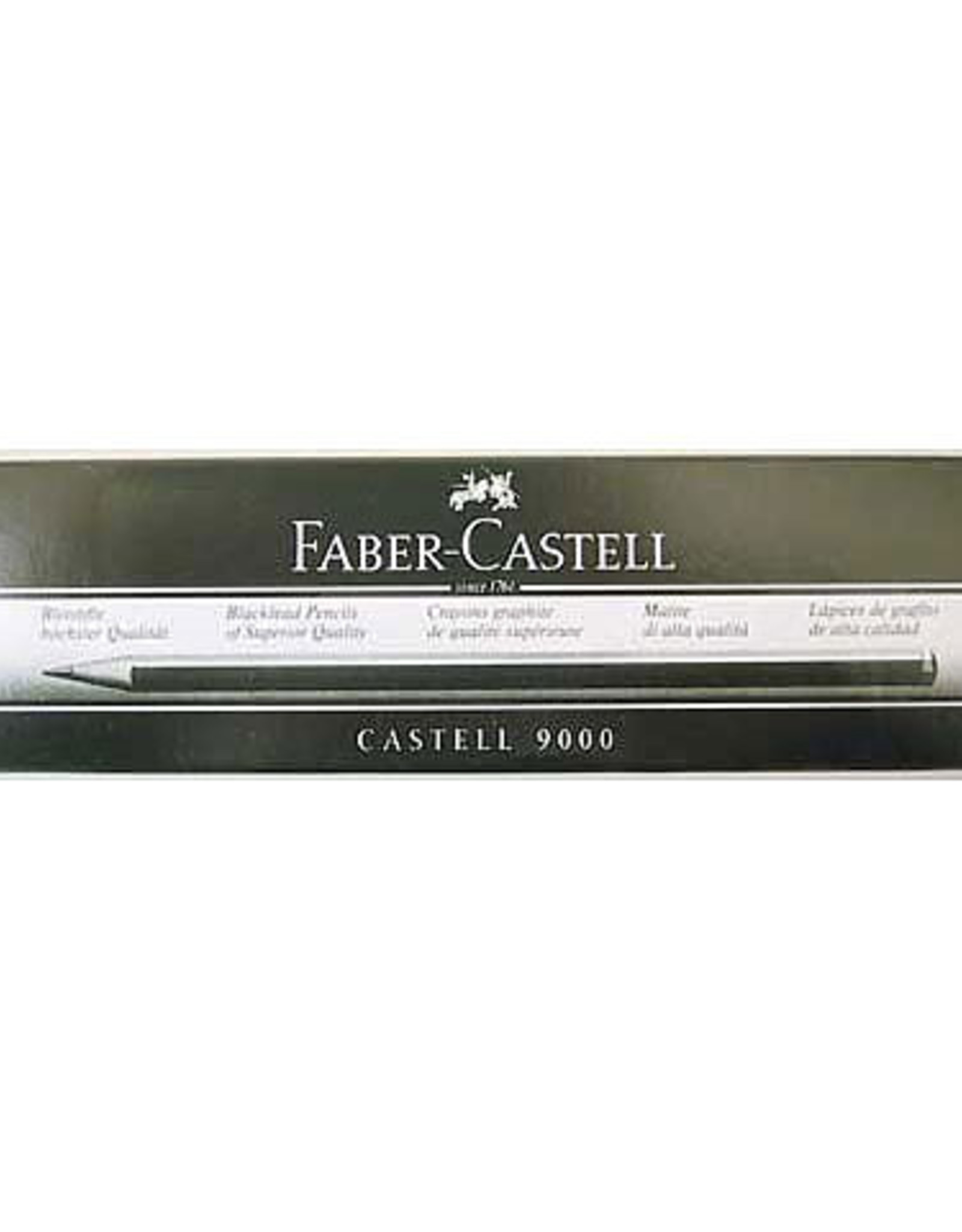 Faber-Castell Castell 9000 Drawing Pencils