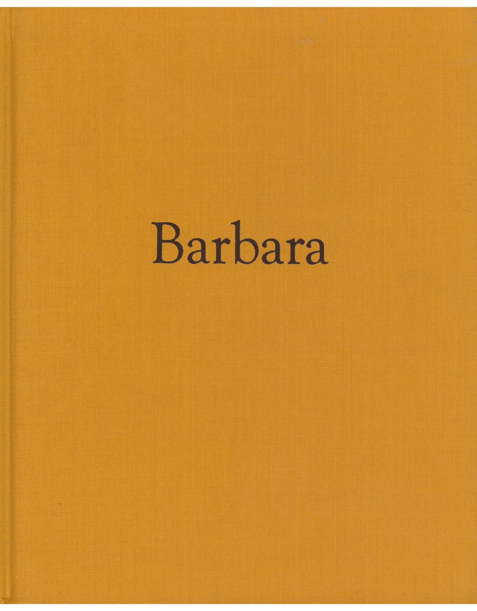 Barbara / Andrea Modica