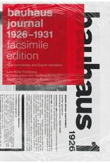 Bauhaus Journal 1926a 1931: Facsimile Ed / Lars Muller