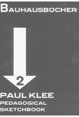 Pedagogical Sketchbook: Bauhausbacher 2 / Paul Klee