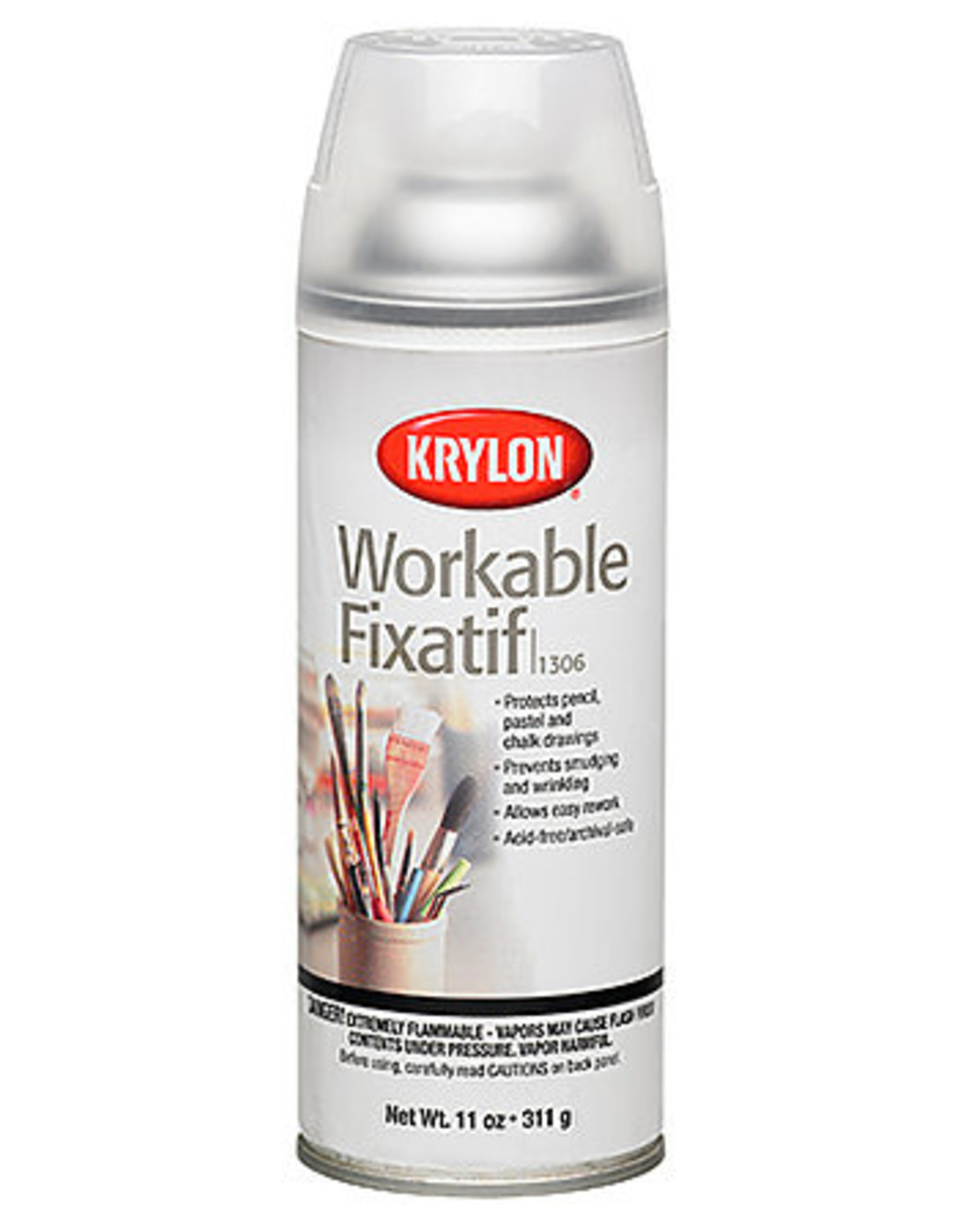Fixative Spray