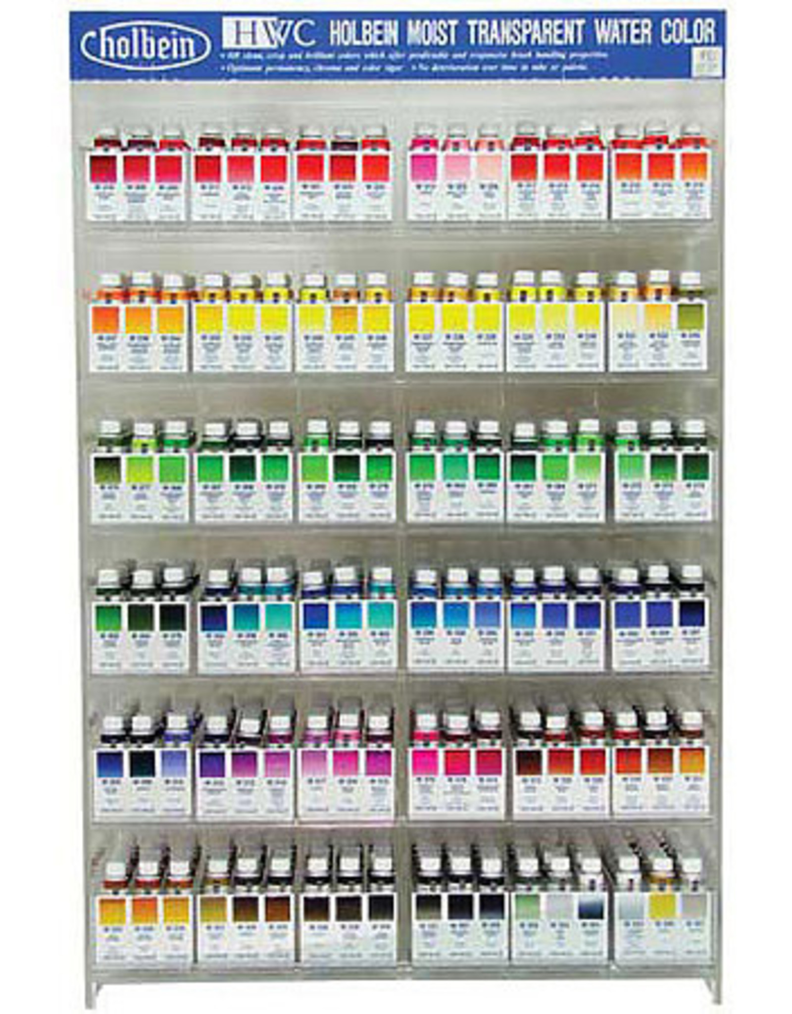 Holbein Holbein Watercolor Series B Mars Violet 15 ml
