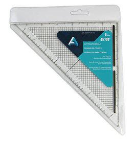 Art Alternatives Acrylic Cutting Edge Triangle