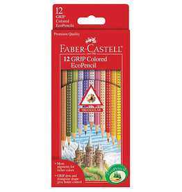 Faber-Castell ArtGRIP Colored Pencils
