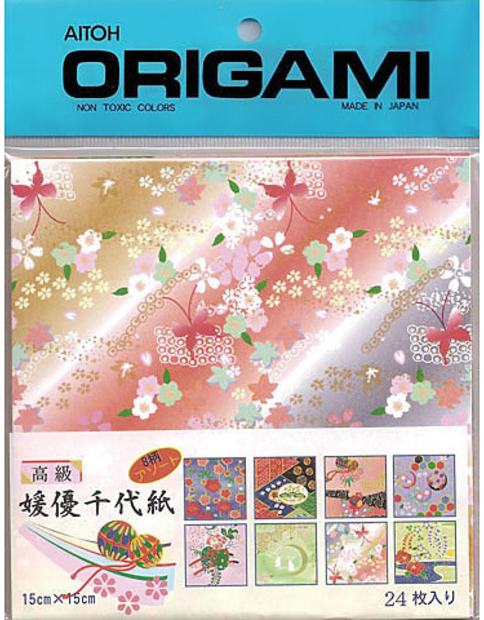 Chiyogami Origami