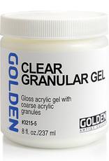 Clear Granular Gel 8oz
