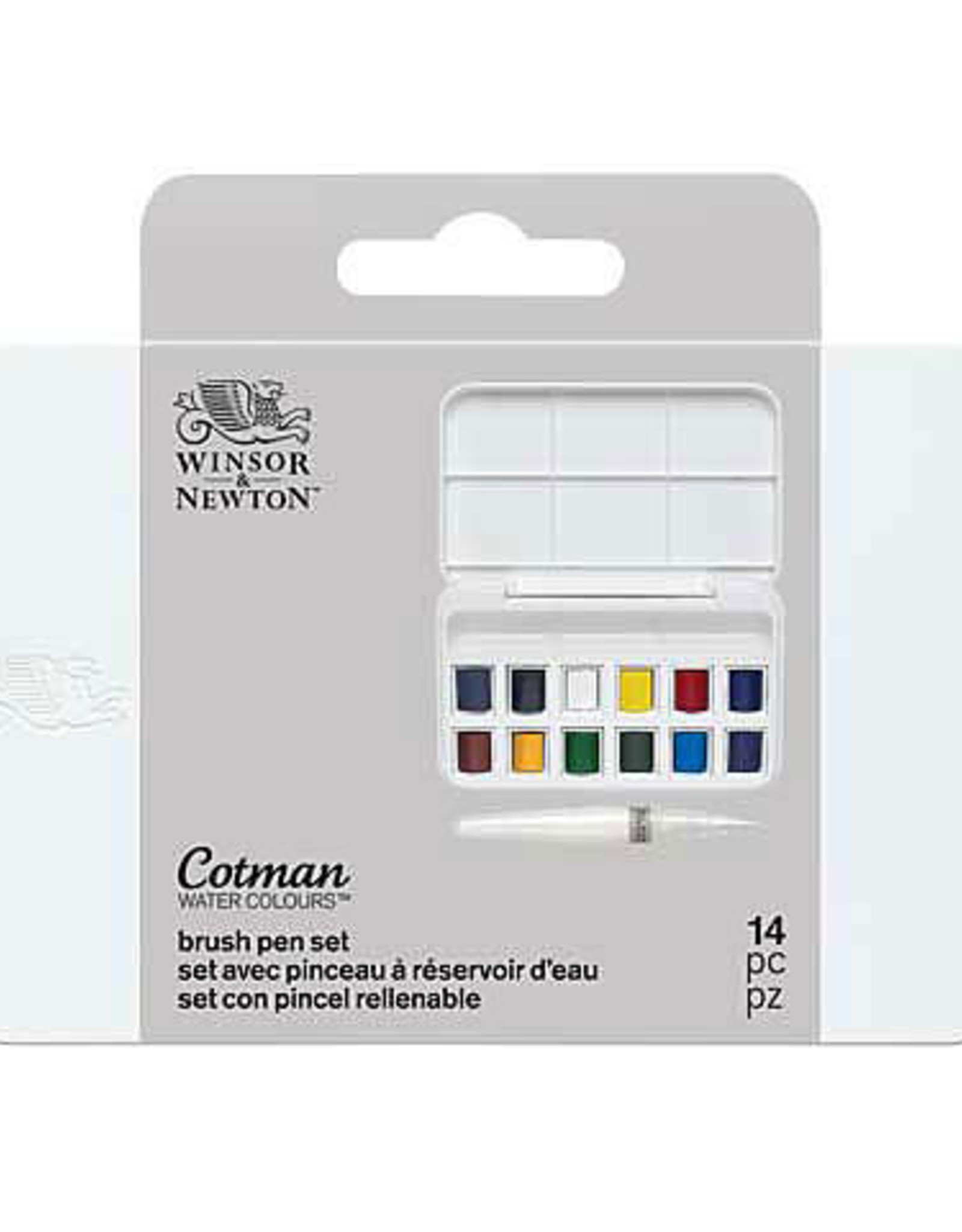 Cotman Watercolors