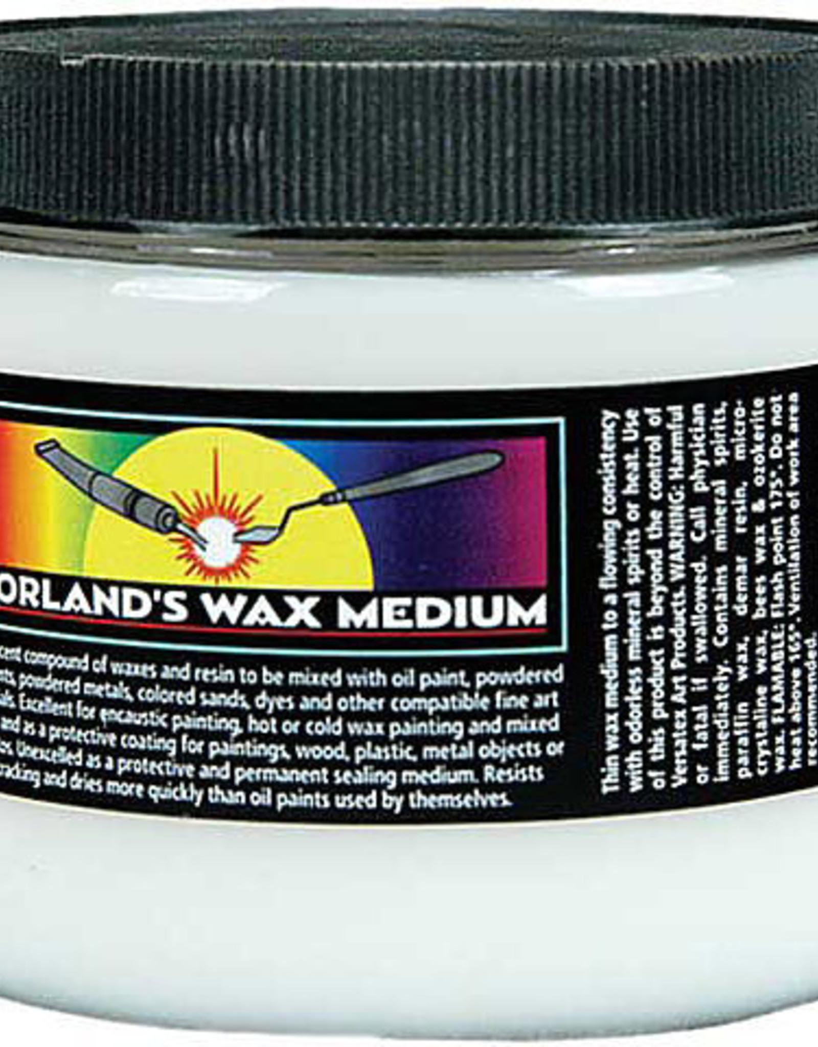 Dorland's Wax Medium