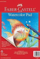 Faber Castell Watercolor Pad 9 x 12