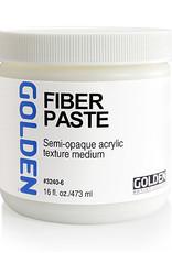 Fiber Paste 8oz Golden