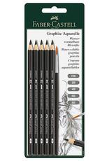 Graphite Aquarelle 5 Grades