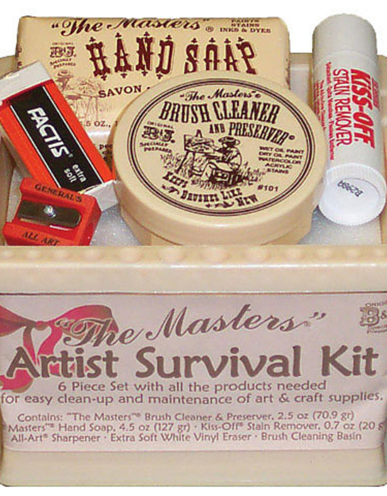 Mini Clean-up Survival Kit