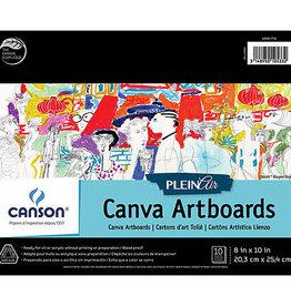 """Plein Air Canva Artboard Pad 9x12"""""""