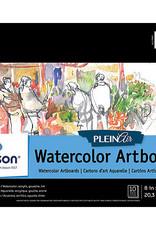 "Plein Air Watercolor Artboard Pad 9x12"""