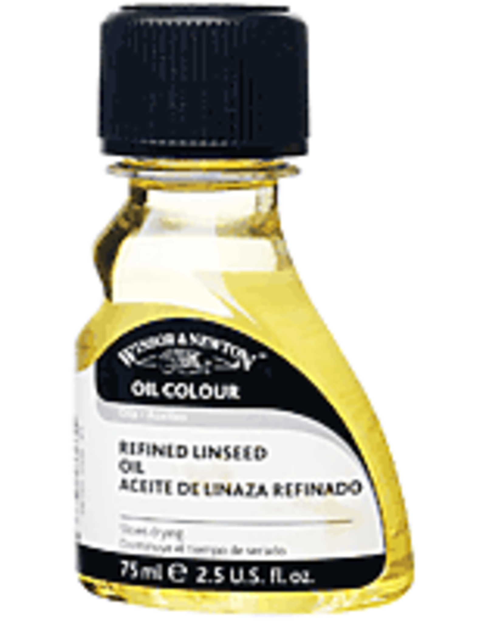 Refined Linseed Oil 75ml