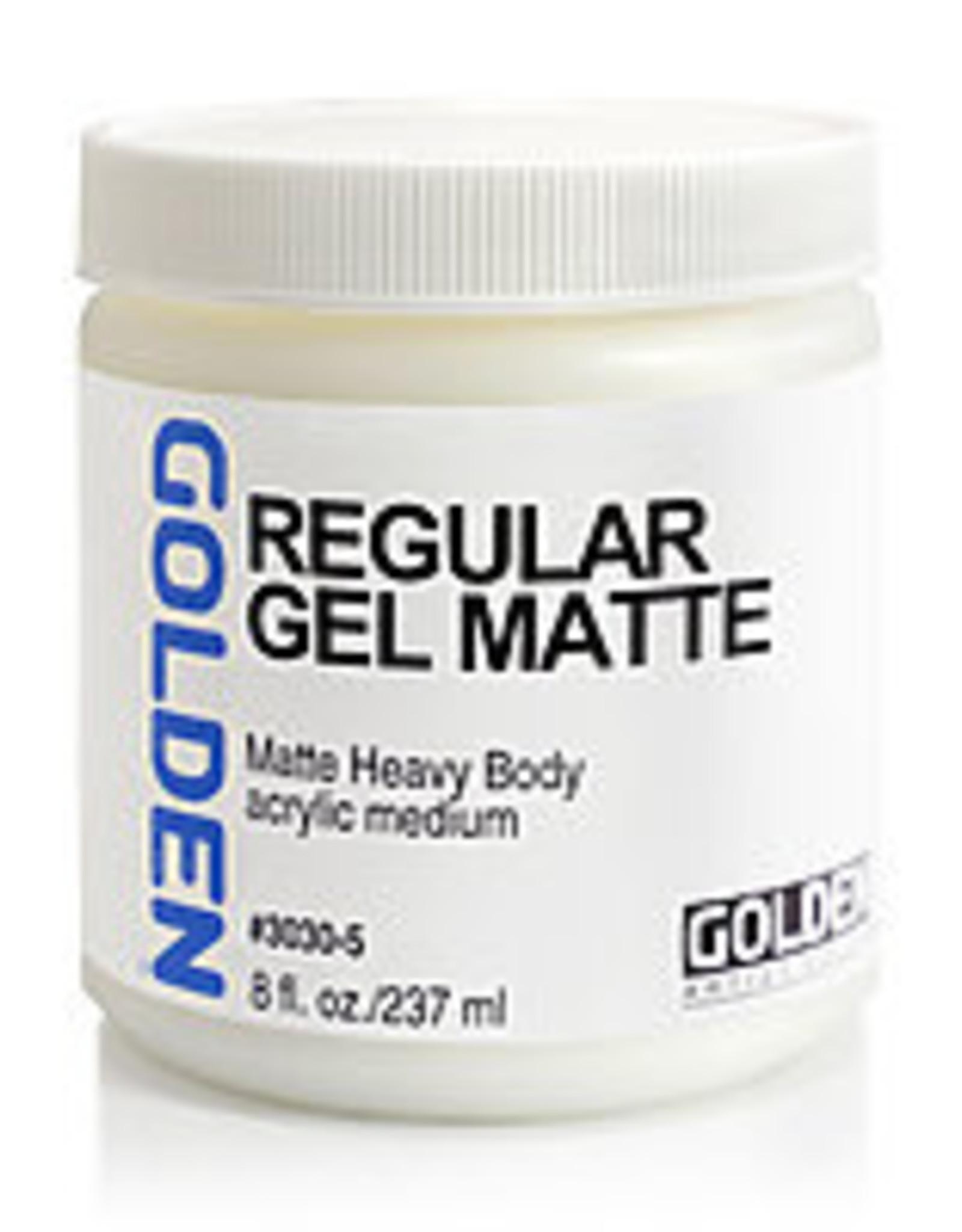 Regular Matte and Gloss Gel