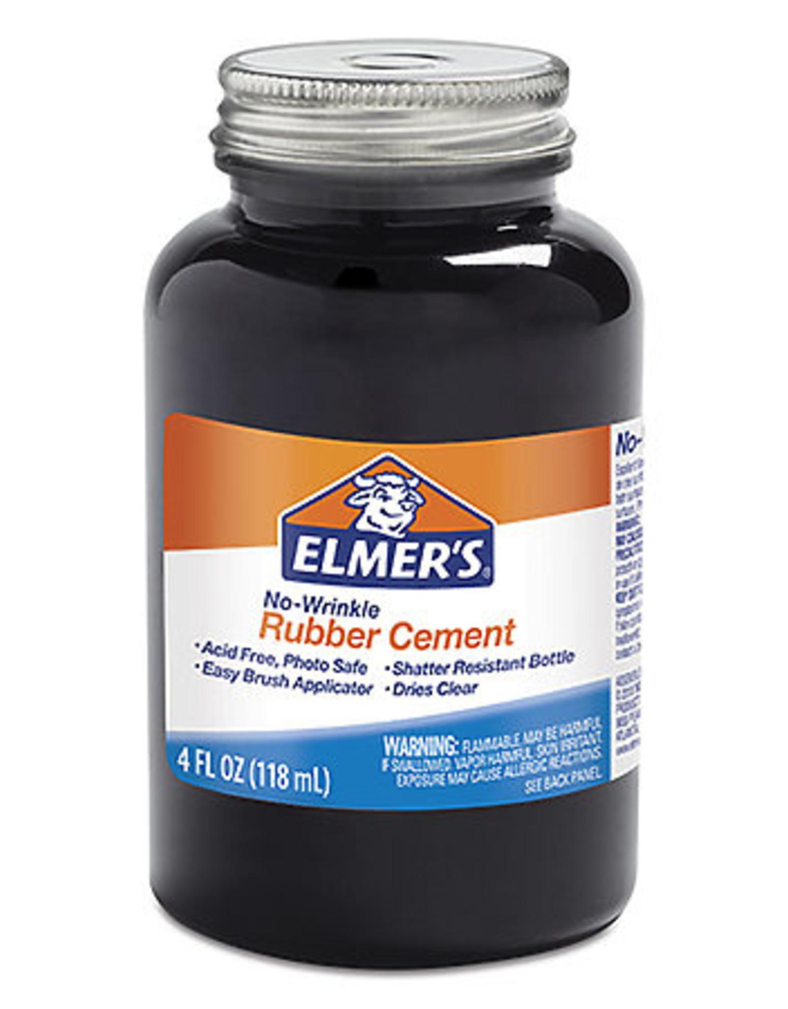 Rubber Cement 8oz