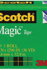 "Scotch 810 Tape .5"""