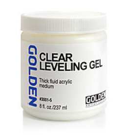 Self Leveling Clear Gel 8oz