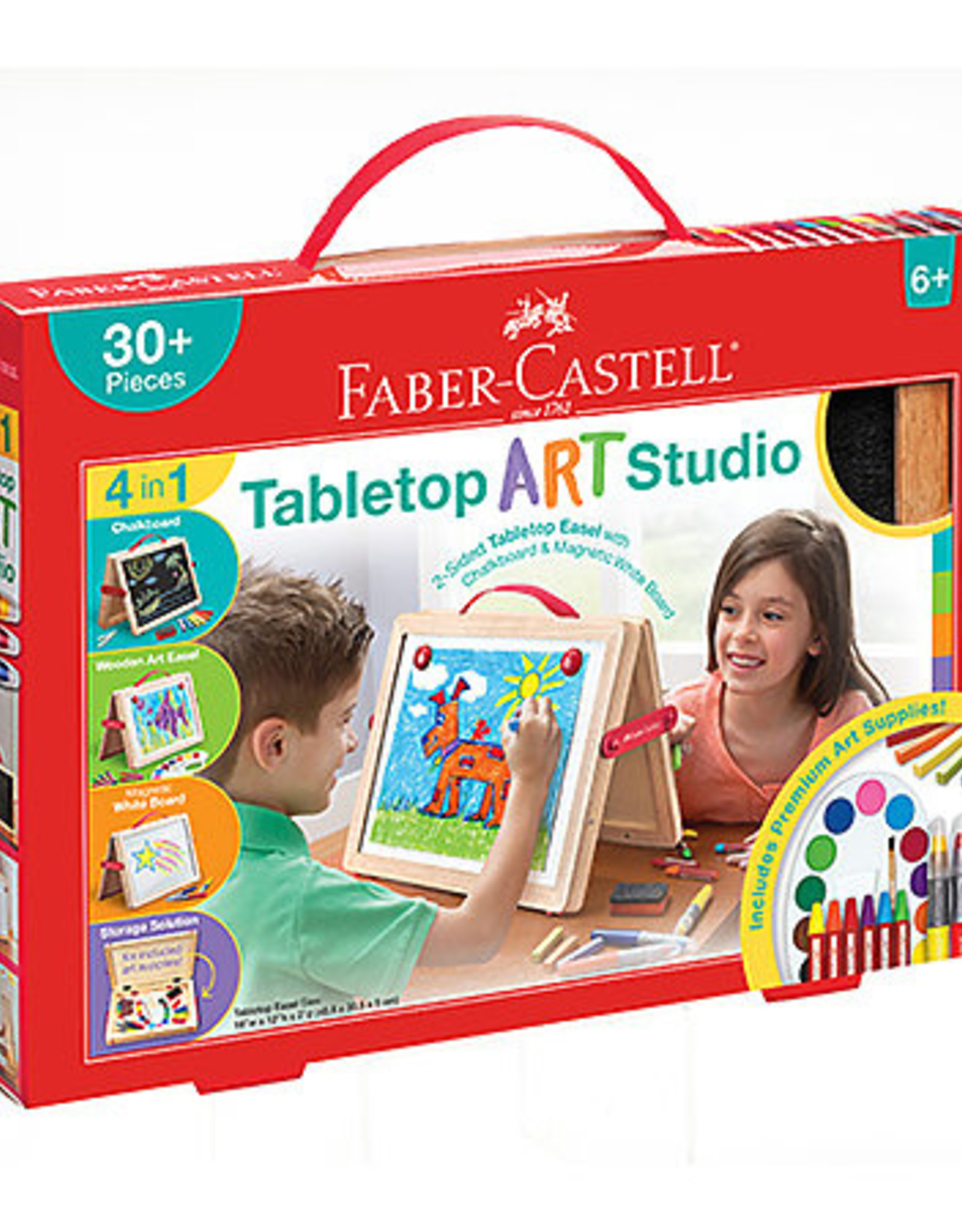 Tabletop Art Studio Kit