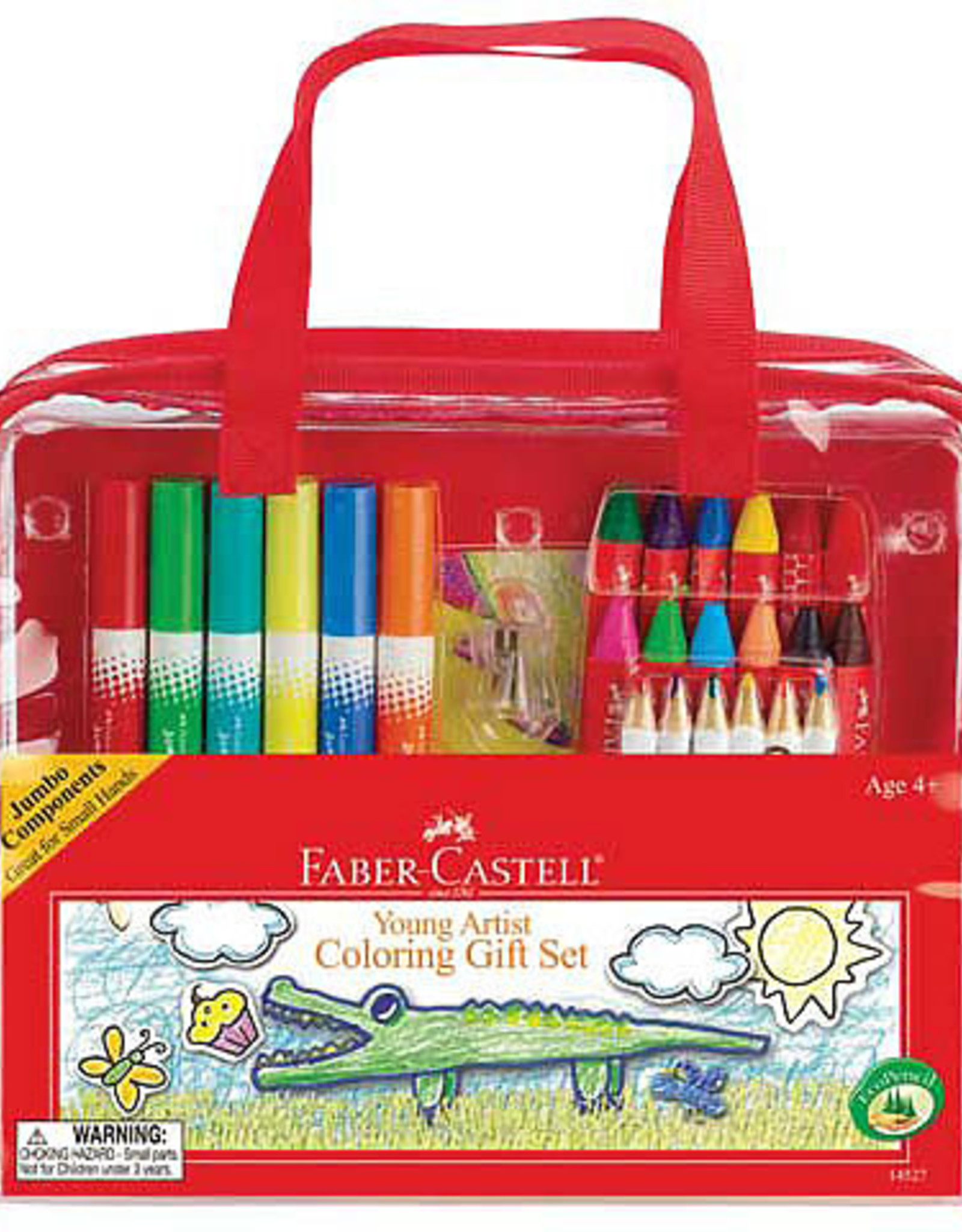 Young Artist Coloring Gift Set