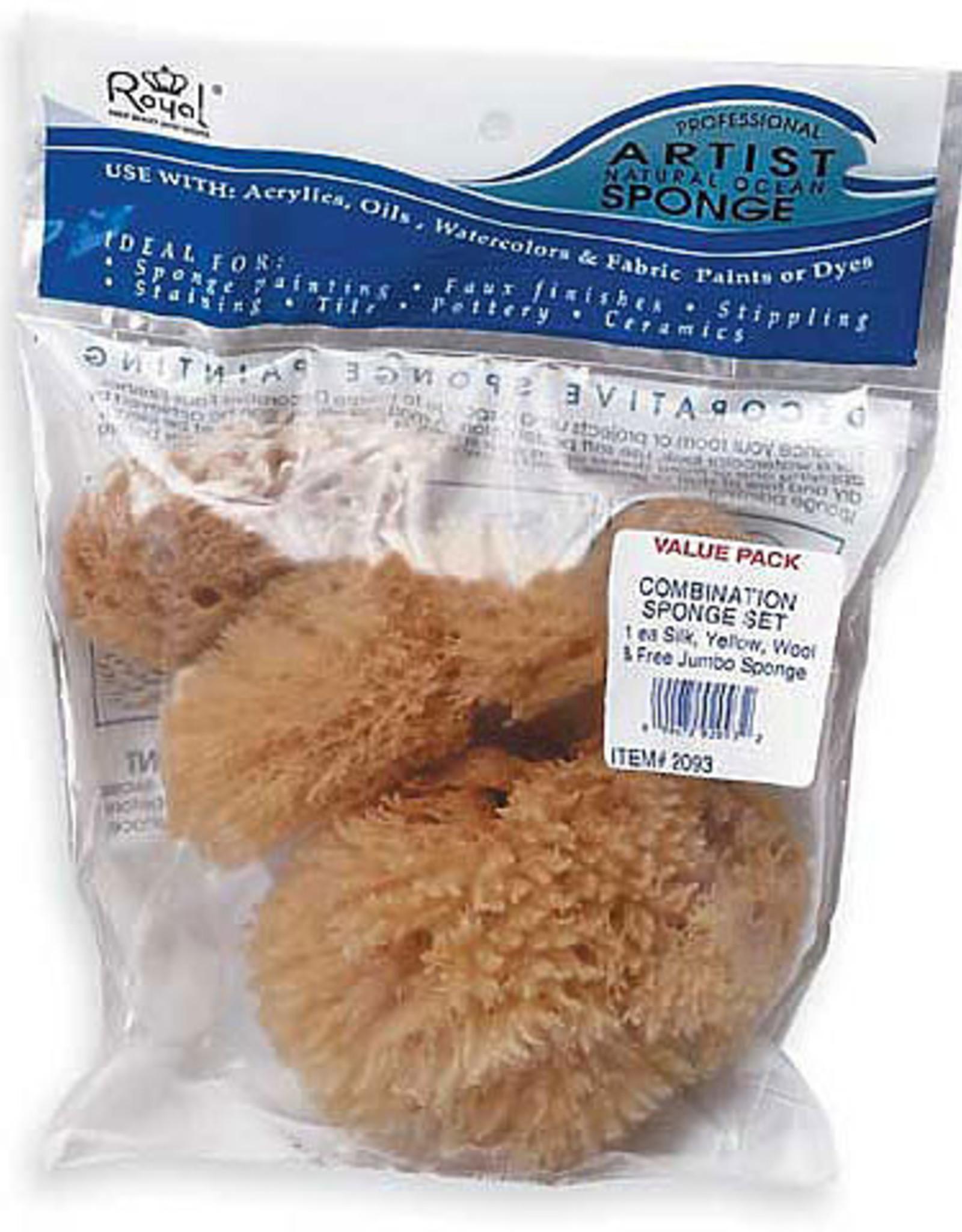 Sea Sponge 4 packs