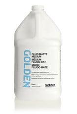 Fluid Matte Medium