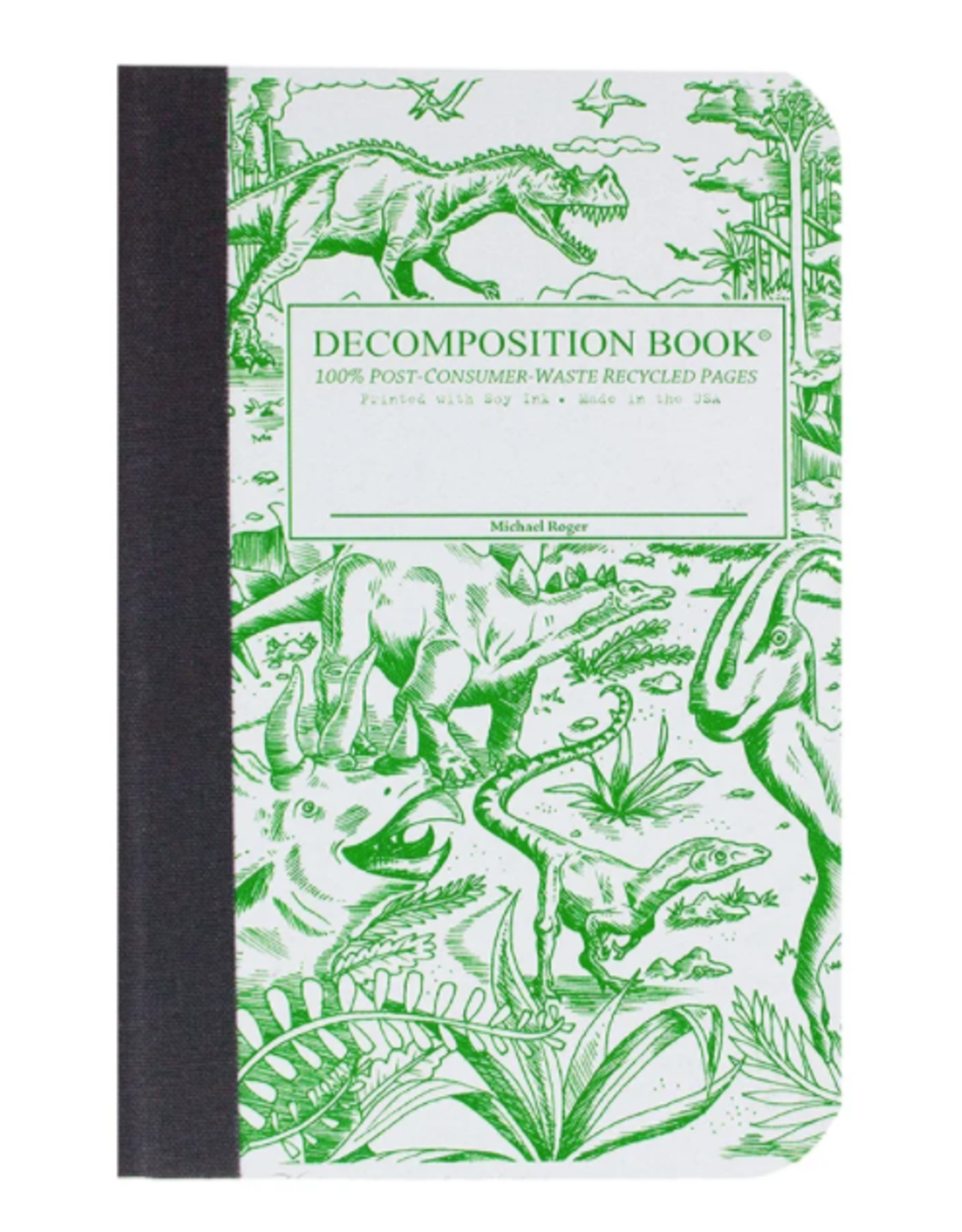 Michael Roger Press Decomposition Book 4x6""