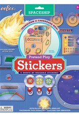 Play Pretend Stickers