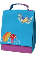 Hedgehog and Bird Lunch Bag