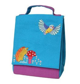 Hedgehog and Bird Lunch Bag