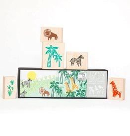 Jungle Stamp Set