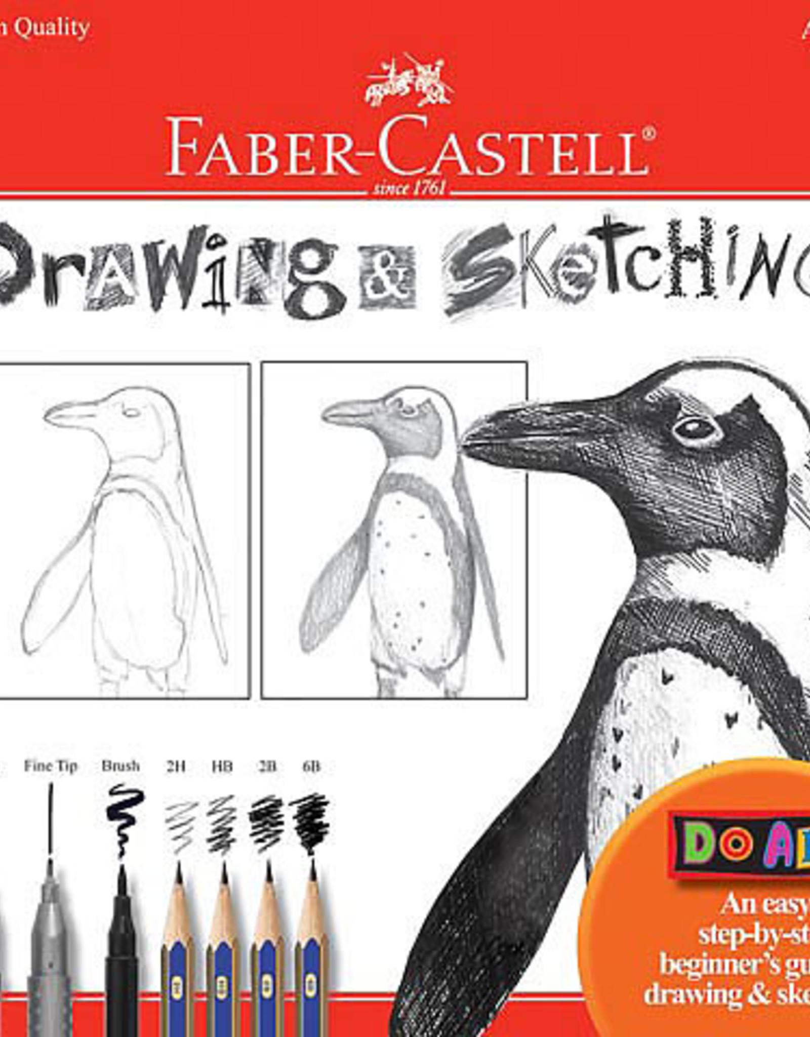 Faber-Castell Do Art Kits