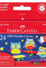 GRIP Erasable Crayons Set