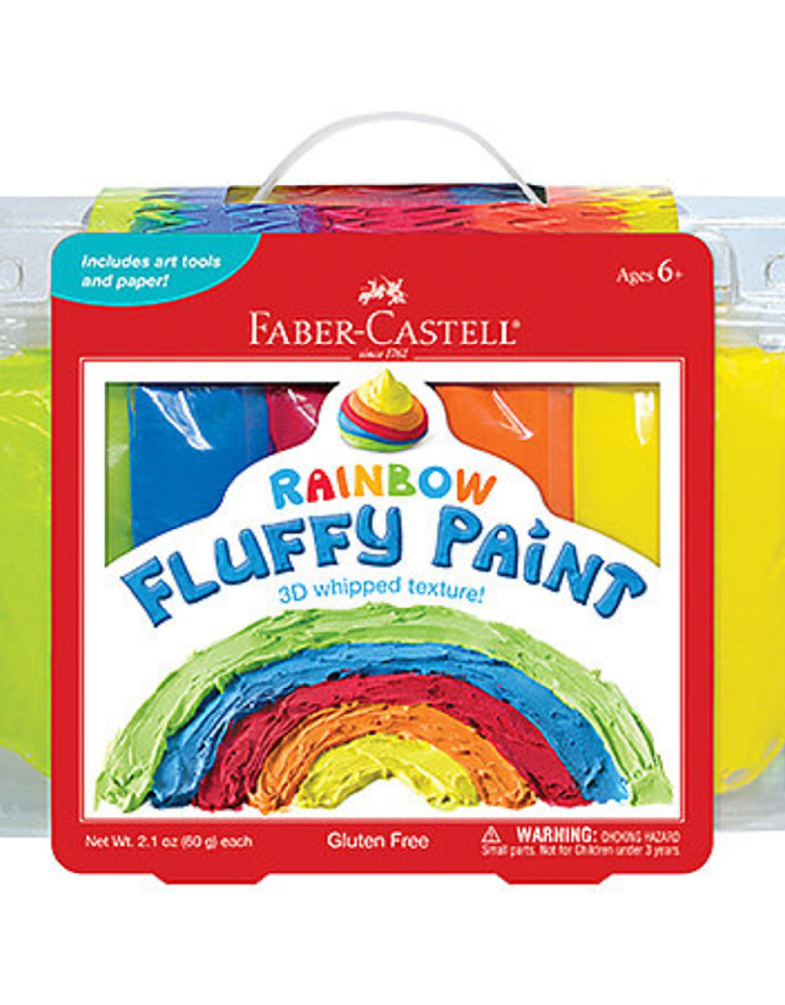 RAINBOW FLUFFY PAINT