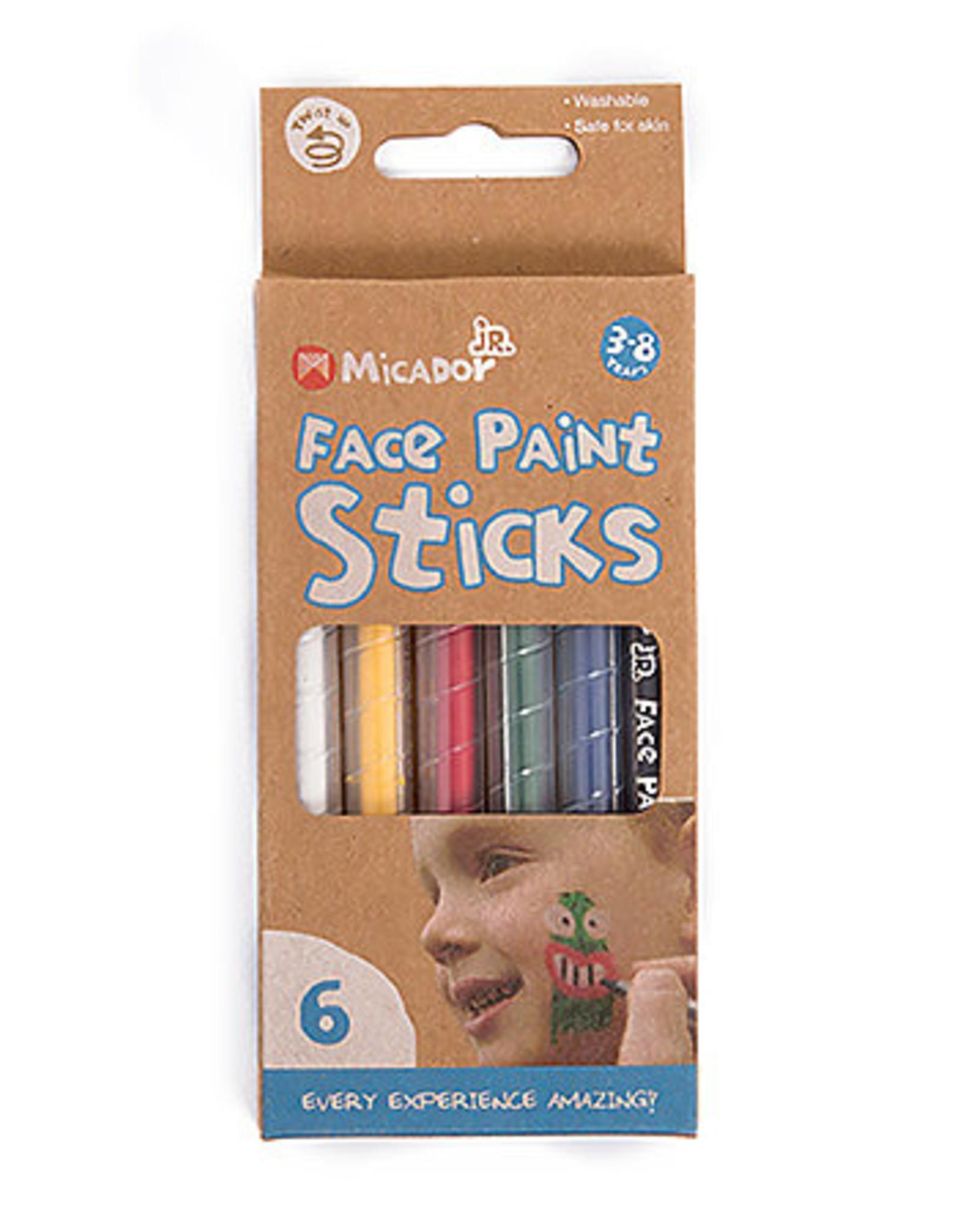 Face Paint Sticks