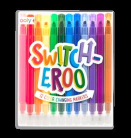 Switcheroo Markers - Set of 12