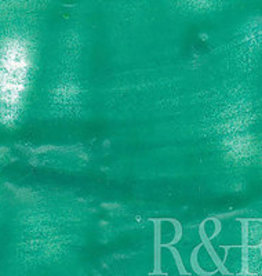 R&F Handmade Paints Encaustic Pigment Stick Cobalt Green Light
